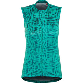 PEARL iZUMi Select Graphic Maillot sans manches Femme, breeze/teal kimono